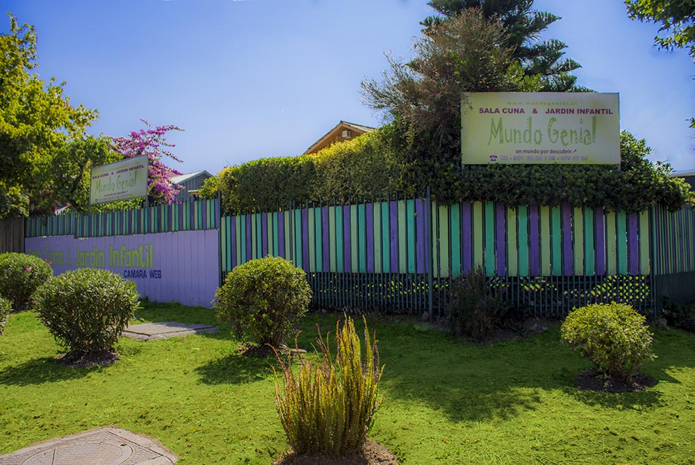 Sala Cuna Las Condes - Mundo Genial Vicente Huidobro