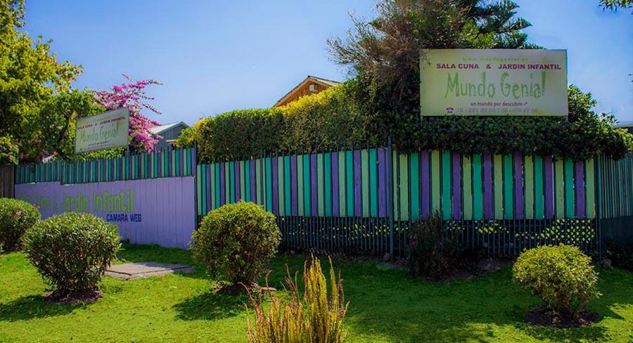 Mundo Genial Sala Cuna y Jardín Infantil en Las Condes