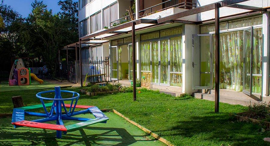 Jardín Infantil en Las Condes